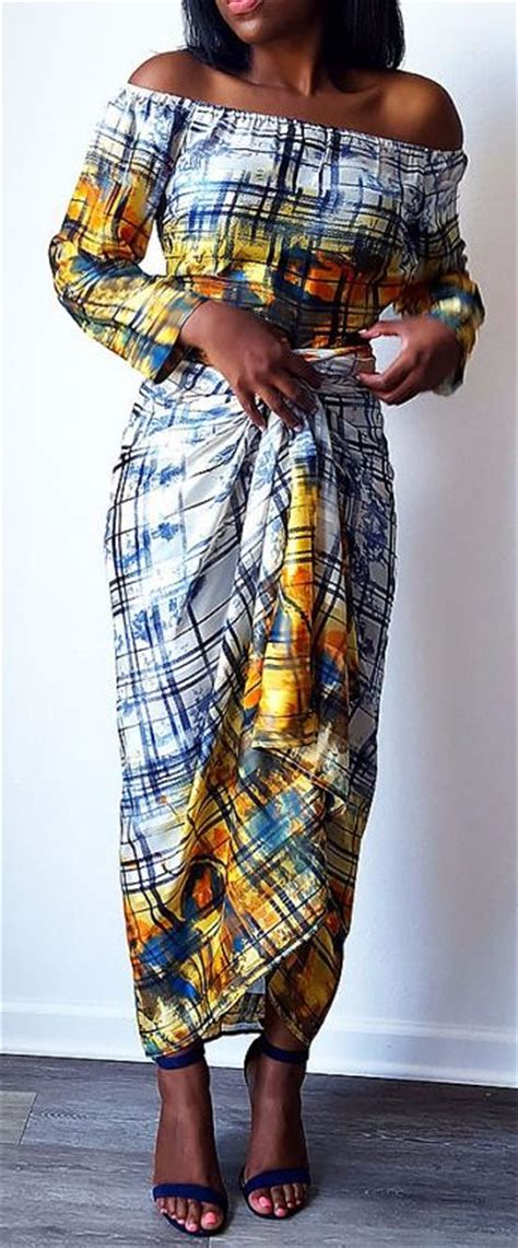 yellow fitted buba 1335 best images about african ankara fashion on pinterest