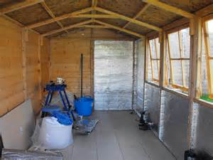 Wall Insulation For Sheds by Shed Insulation Dales Peak