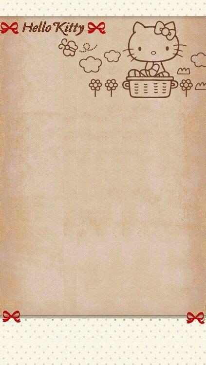 hello kitty wallpaper note 3 내ㄲᆞㅣ에 있는 김정아님의 핀 pinterest