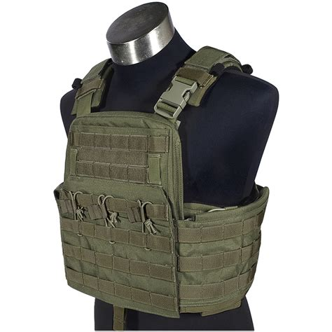 Plate Carrier flyye field compact plate carrier ranger green vests