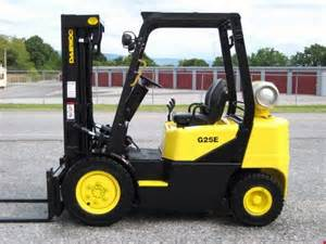 Daewoo Forklifts Daewoo Forklift Manuals G25e 3 Review Ebooks
