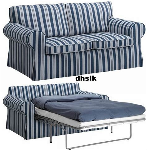 ektorp two seater sofa bed ikea ektorp sofa bed cover sofabed slipcover abyn blue