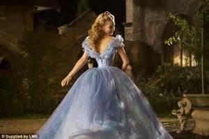 cinderella film waist lily james says criticism over her waist in cinderella is