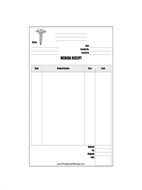 free receipts template invoice receipt template 8 free sample