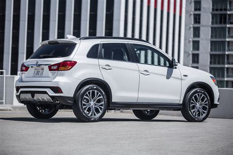 black mitsubishi outlander sport 2018 mitsubishi outlander sport gets a facelift the