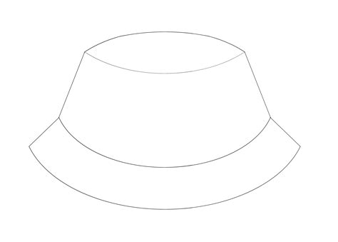 hat templates the gallery for gt mad hatter hat coloring page