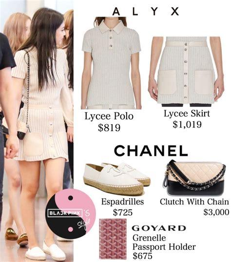 Harga Chanel Espadrilles 9 simpel jennie blackpink dengan harga fantastis