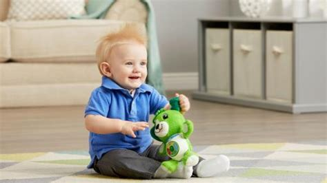 Leapfrog Step Sing Scout leapfrog 174 introduces new infant and preschool learning toys