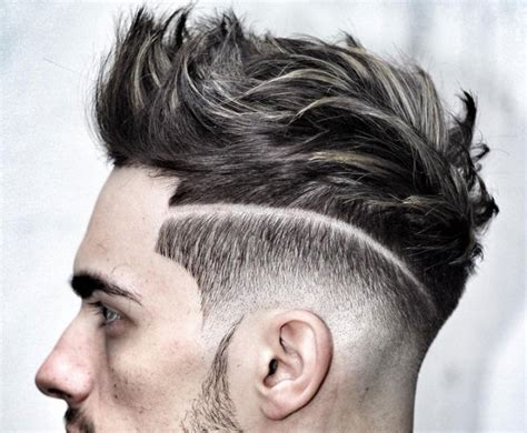 Imagen De Corte De Pelo Con Linea 2016 | imagenes de cortes de pelo para hombres con lineas