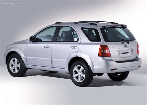 how to learn everything about cars 2006 kia sportage parking system kia sorento specs 2006 2007 2008 2009 autoevolution