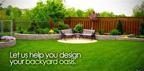 Backyard Landscape Design Ideas ground rules landscape design amp maintenance edmonton amp area