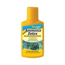 Ammonia In Human How To Detox by Aquabase Shop Tetra Ammonia Detox 100ml