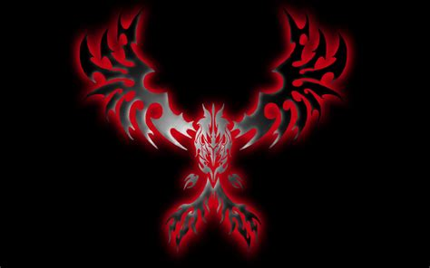 phoenix tattoo wallpaper tribal phoenix by angry white guy on deviantart