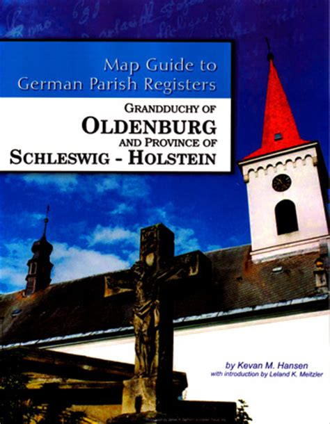 Schleswig Holstein Germany Birth Records Map Guide To German Parish Registers Oldenburg Schleswig Holstein Back In