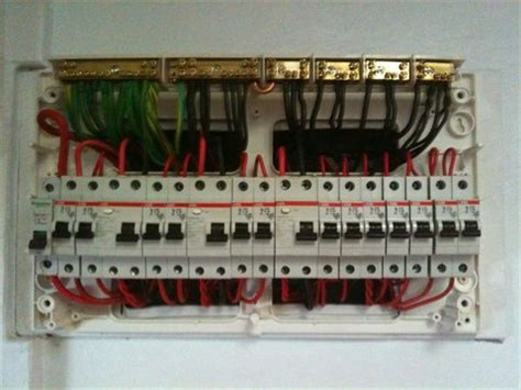 rcd switchboard wiring diagram 28 images domestic