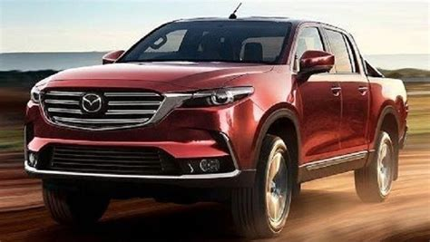 2020 Mazda Truck by 2019 Mazda Bt 50 Coming Without Bigger Changes 2019
