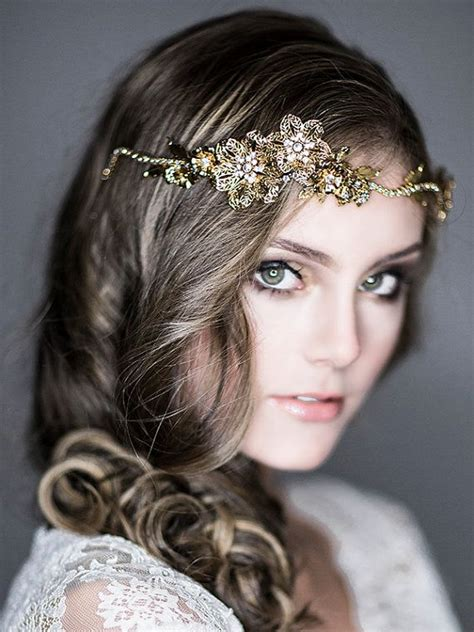 Wedding Hair Accessories Vintage by Wedding Hair Jewelry Vintage Hairstyles