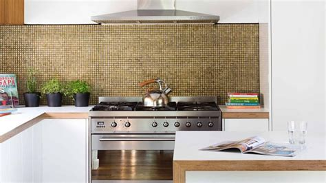 Backsplash Ideas For Kitchens Inexpensive Cr 233 Dence Cuisine 49 Id 233 Es Modernes Et Contemporaines