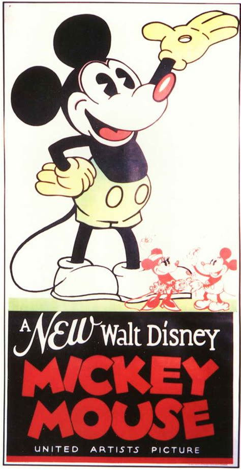 film disney mickey a new walt disney mickey mouse movie posters from movie