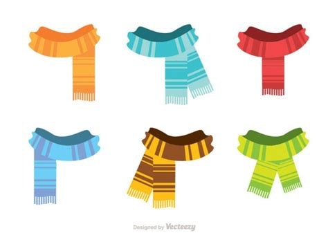 format eps et ai neck scarf vector free vector download in ai eps svg