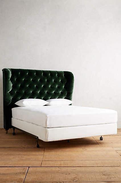 green tufted headboard best 25 green headboard ideas on pinterest velvet