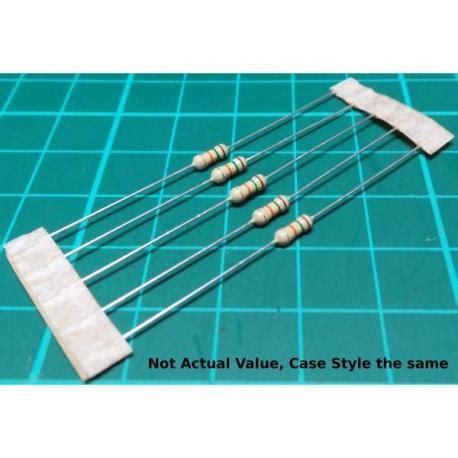 resistor 470k cores resistor 470k 5 0 25w dsmcz