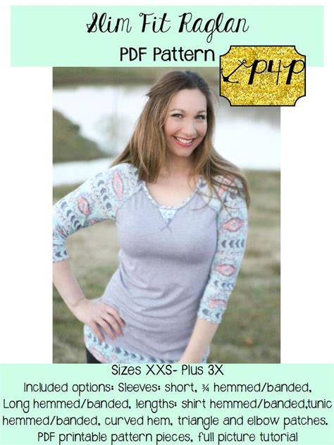 pattern for pirates raglan p4p s newest release patterns for pirates pdf sewing