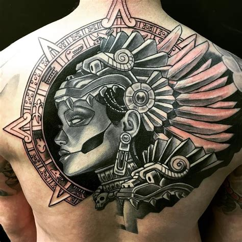 contemporary tattoos 50 symbolic mayan designs fusing ancient with