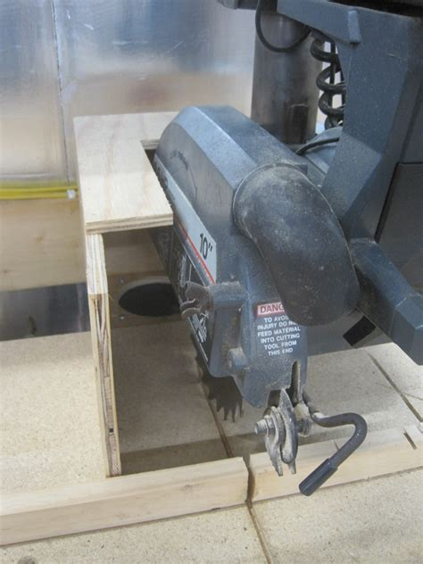 Radial Arm Saw Dust Collection Router Forums