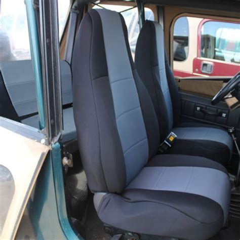 1992 jeep wrangler seat covers find jeep wrangler custom front rear seat covers yj 1992