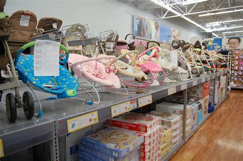 baby section at walmart shopping with the walmart baby registry check and shopping
