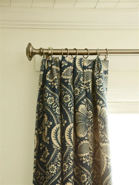 sewing lined drapes how to sew lined drapery panels hgtv