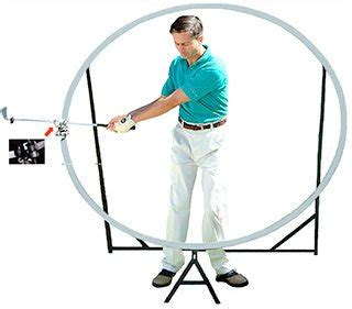 mechanical golf swing nassau golf freeport ny swing machine