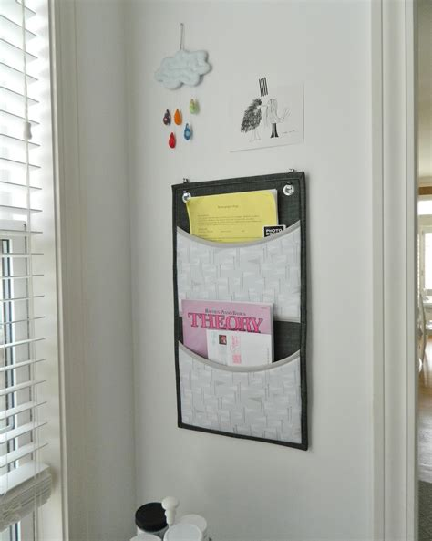 wall pocket organizer s o t a k handmade wall pocket organizer a tutorial