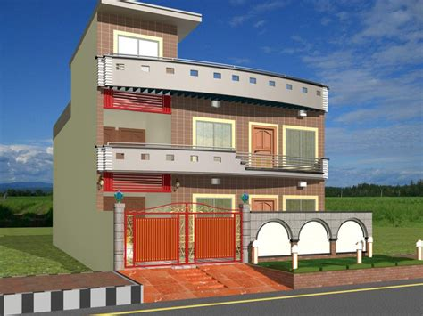 front view house designs modern homes exterior designs front views pictures