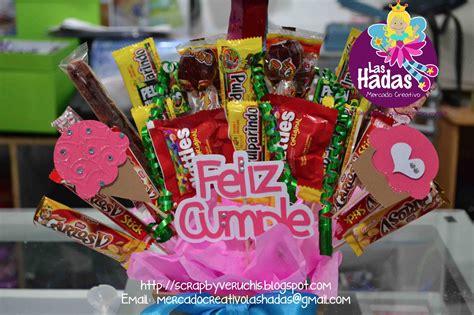 you tube como hacer arreglos con dulces y globos scrapbyveruchis arreglos de dulces