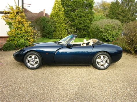 Tvr Specs Tvr Griffith Technical Specifications Tvr Griffith 4 0