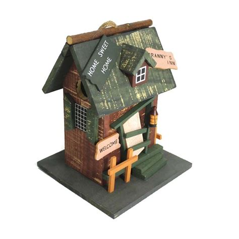 buy wooden bird houses buy decorative wooden bird houses online fast next day delivery