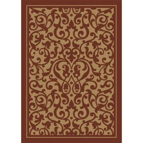 Shaw Area Rugs Home Depot Christine 9 Ft 2 In X 12 Ft Area Rug Discontinued