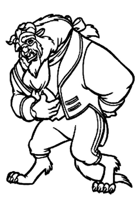 beauty and the beast coloring pages gaston beauty and the beast coloring pages az coloring pages