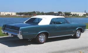 Pontiac Gto 1965 Convertible 1965 Pontiac Gto Convertible 101657