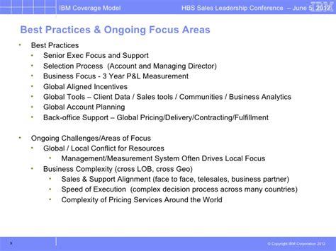 Ibm Fuqua Mba Linkedin by 2012 Harvard Business School Ibm Coverage Model Linkedin