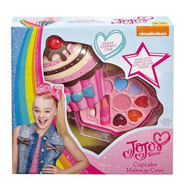 Jojo Make Up Set 8 In 1 jojo siwa cupcake makeup the entertainer