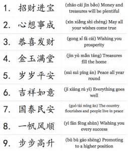 new year sayings pinyin new year lucky sayings mandarin for me 中文与我