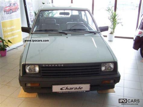 Stopl Daihatsu G11 Charade 1984 daihatsu charade 1984 review amazing pictures and images look at the car