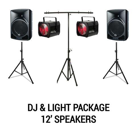 dj lighting packages dj light package 4 hertfordshire events weddings dj