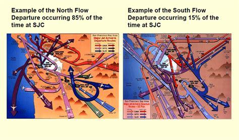 san jose airport noise map maps and charts sky posse palo alto