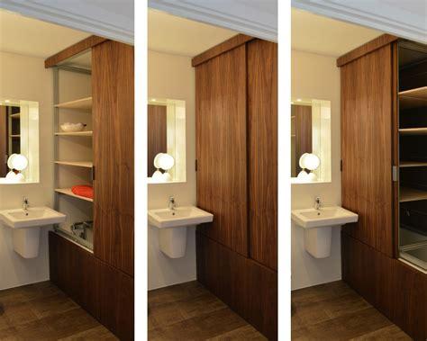 armadio da bagno armadio bath okap 236 mobili su misura