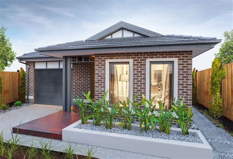 home design by simonds homes mossman facade by