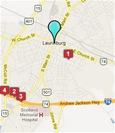 laurinburg carolina map laurinburg nc hotels motels see all discounts